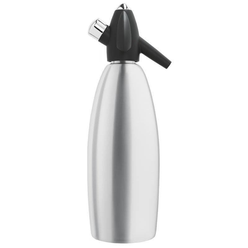 iSi 1007 Soda Siphon, Brushed Aluminum