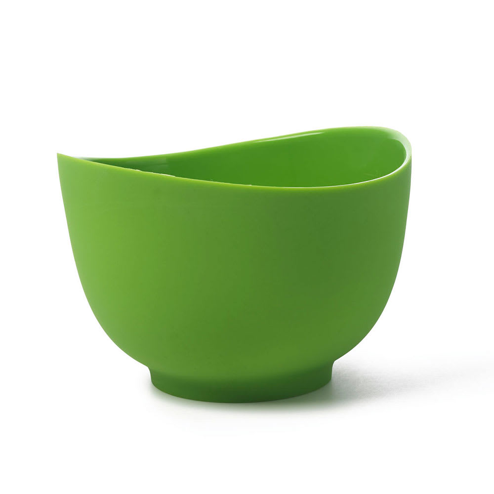 iSi B261 04 1.5 qt Flexible Mixing Bowl w/ Secure Grip Texture & Form Anywhere Spout, Wasabi