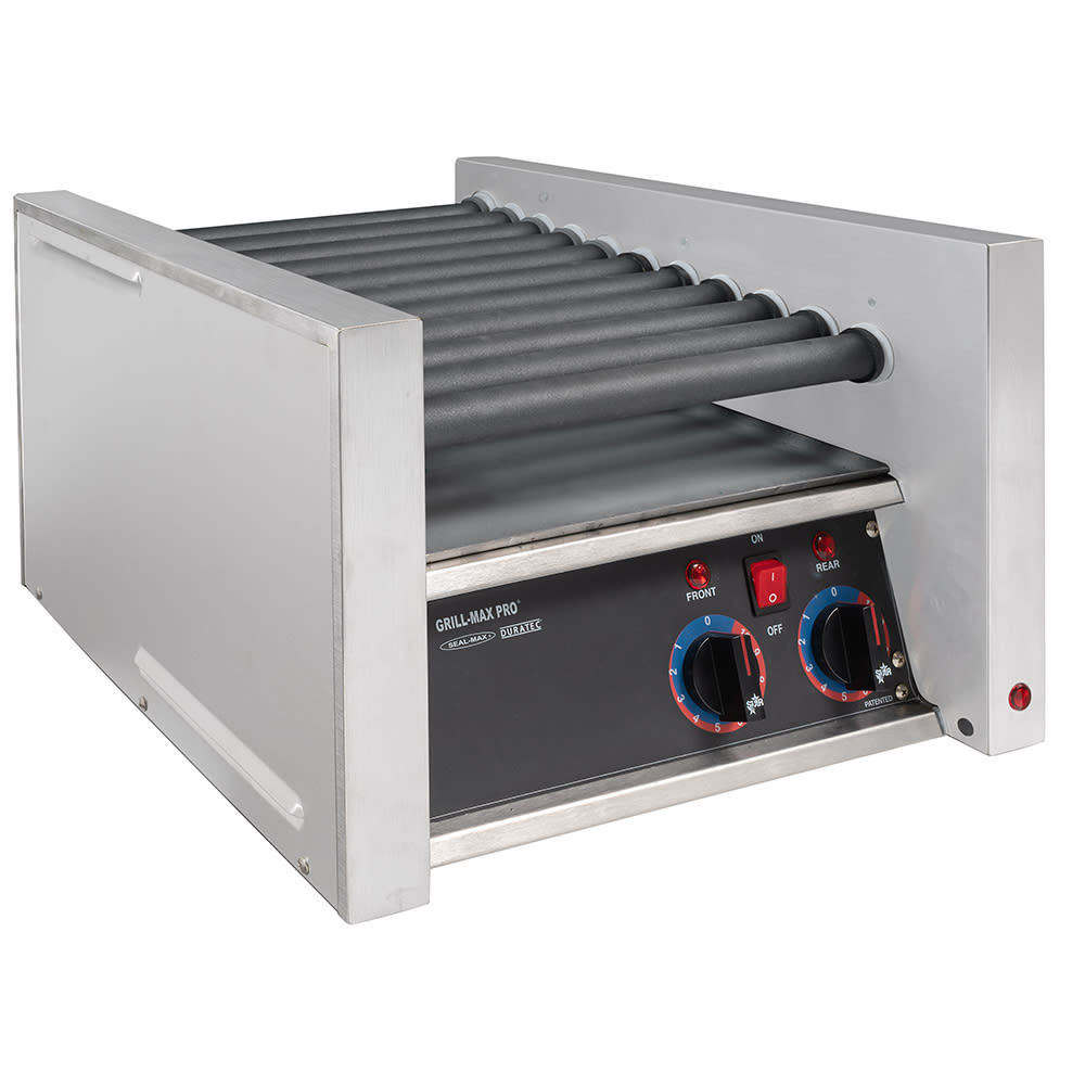 Star 20SC 20 Hot Dog Roller Grill - Slanted Top, 120v