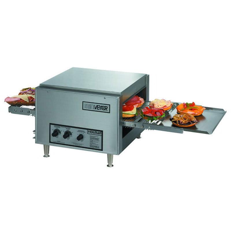"""Star 210HX120 36"""" Miniveyor Electric Conveyor Oven - 120v"""