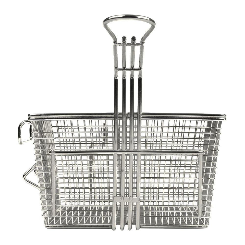 Star 216FBL Full Size Fryer Basket, Steel