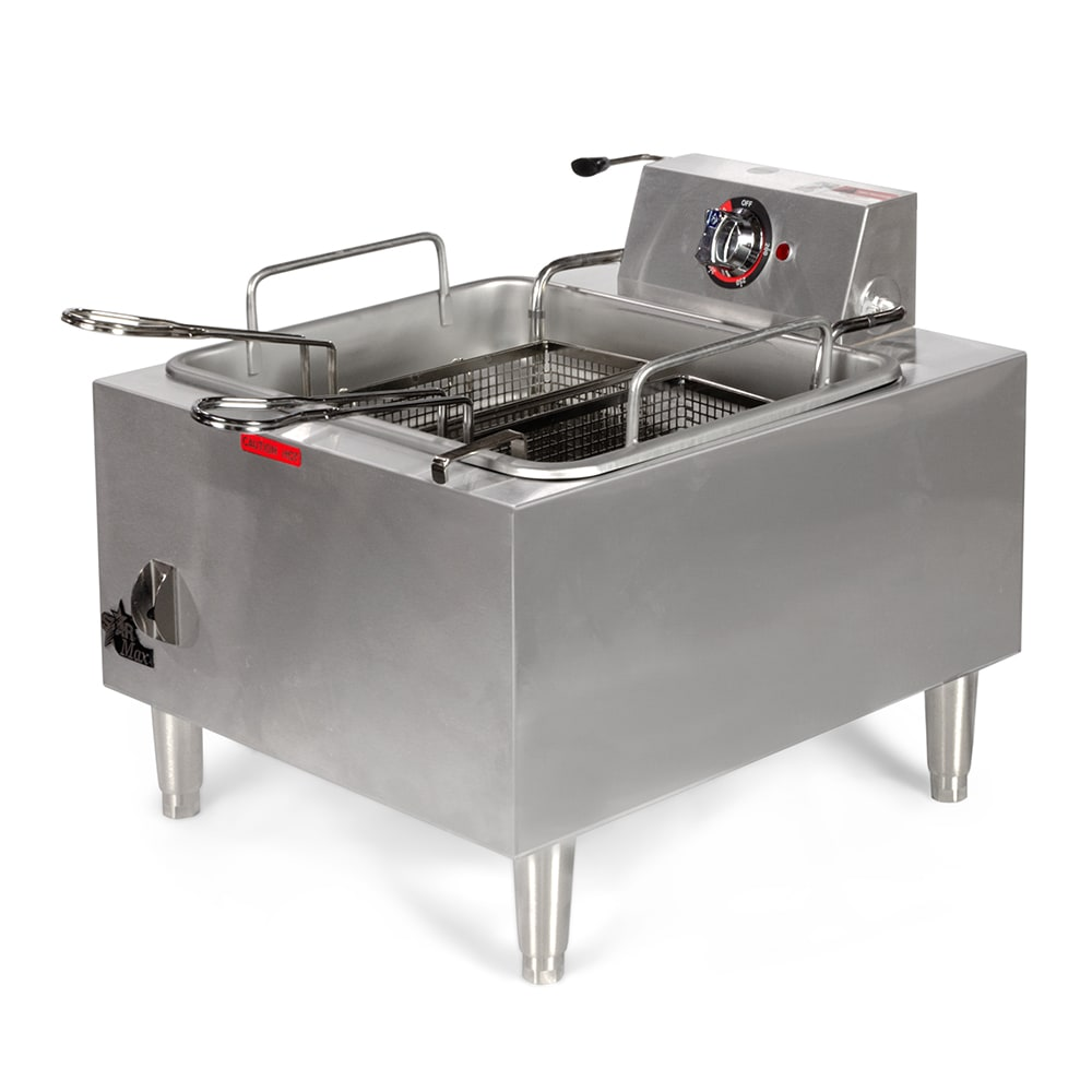 Star 301HLF Countertop Electric Fryer - (1) 15 lb Vat, 208v/1ph