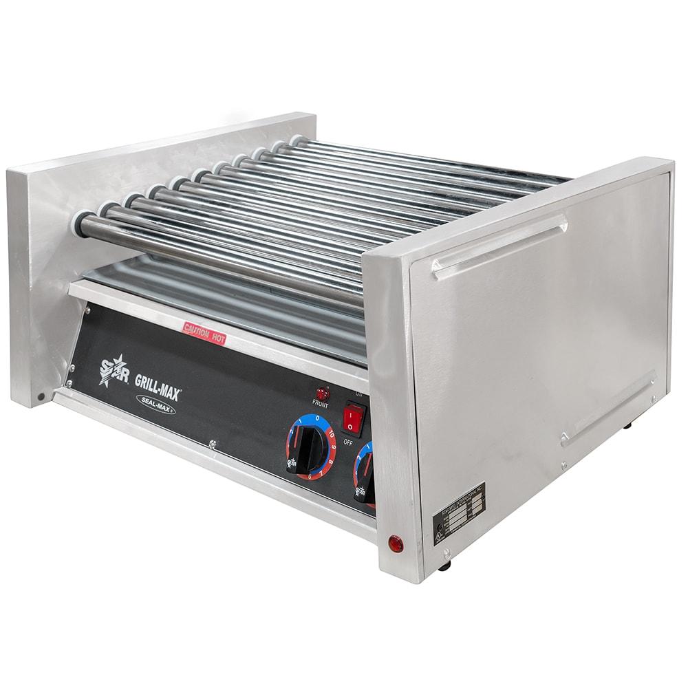 Star 30C 30 Hot Dog Roller Grill - Slanted Top, 120v