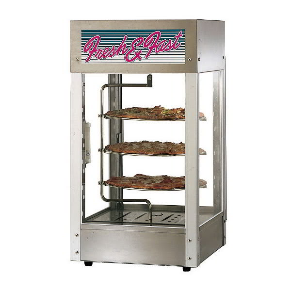 Star 3CR1 Circle Pizza Rack, 3-Tier, For Star HFD1 Series Cabinet