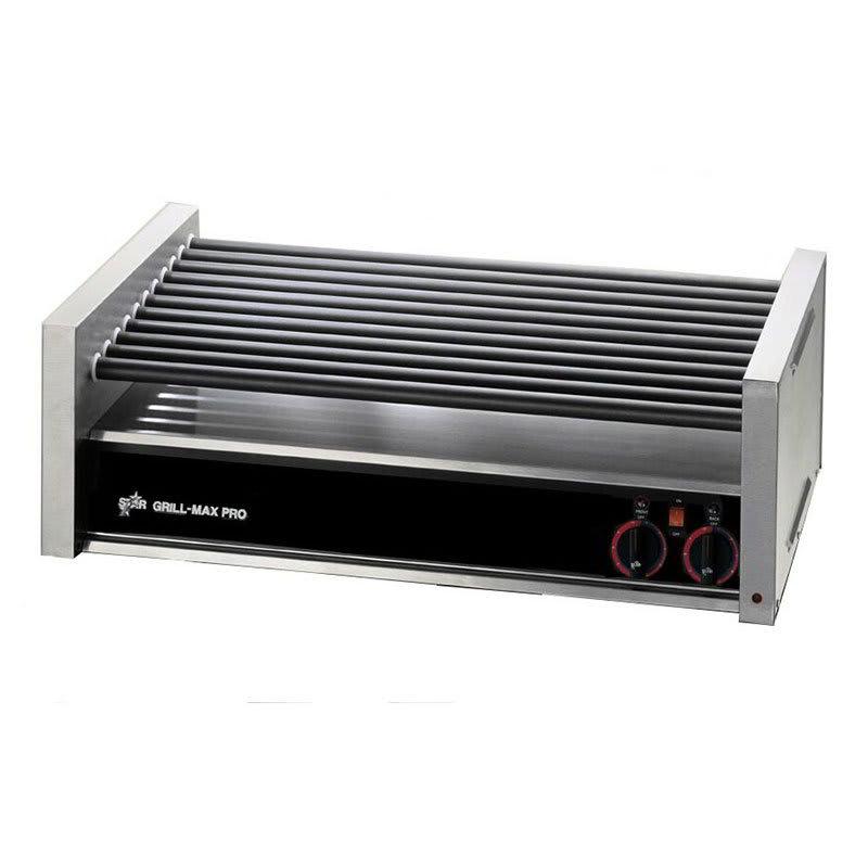 Star 50SC 50 Hot Dog Roller Grill - Slanted Top, 120v