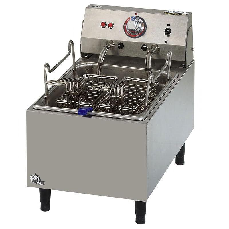 Star 510FF Countertop Electric Fryer - (1) 10-lb Vat, 120v/1ph