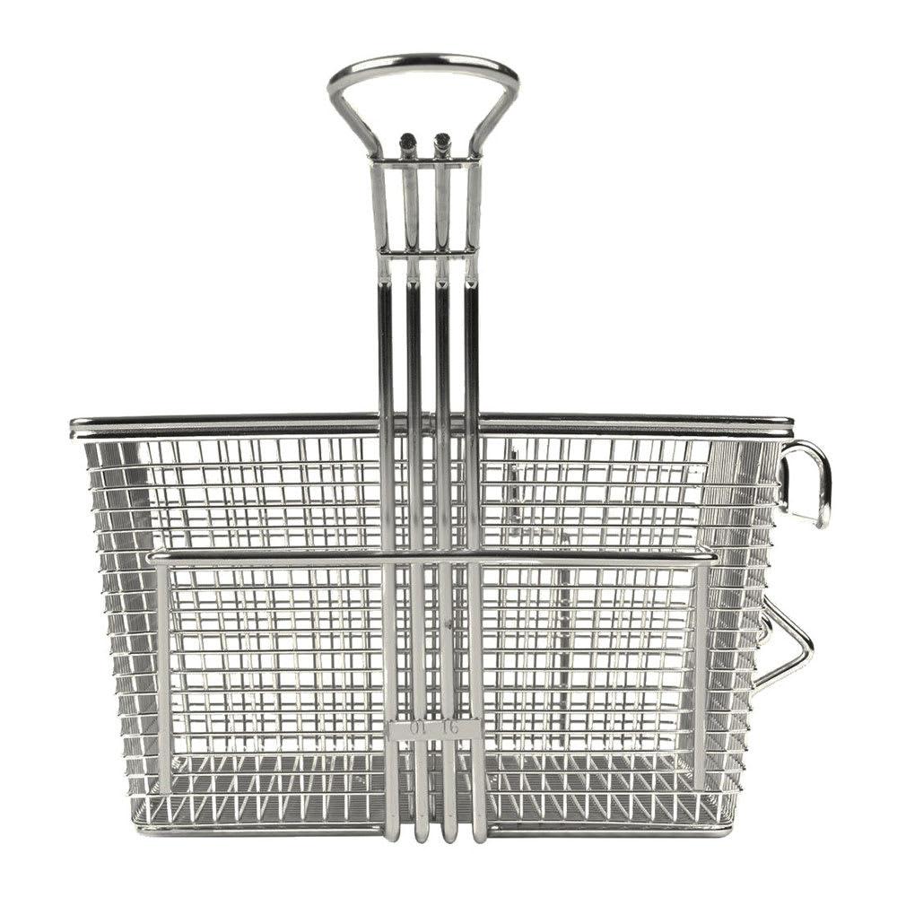 Star 530FBR Right-Hand Fryer Basket, Steel
