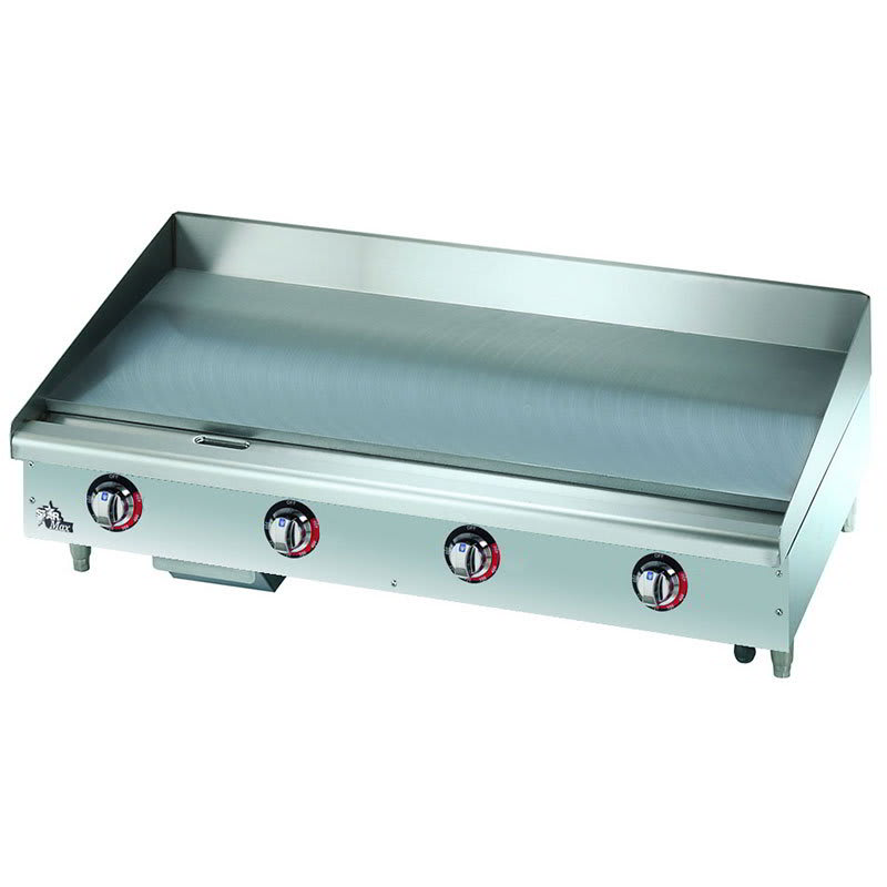 "Star 548TGF 48"" Electric Griddle - Thermostatic, 1"" Steel Plate, 208v/3ph"