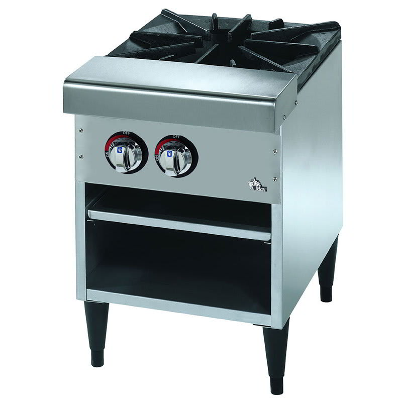 Star 601SPRF 1-Burner Gas Stock Pot Range