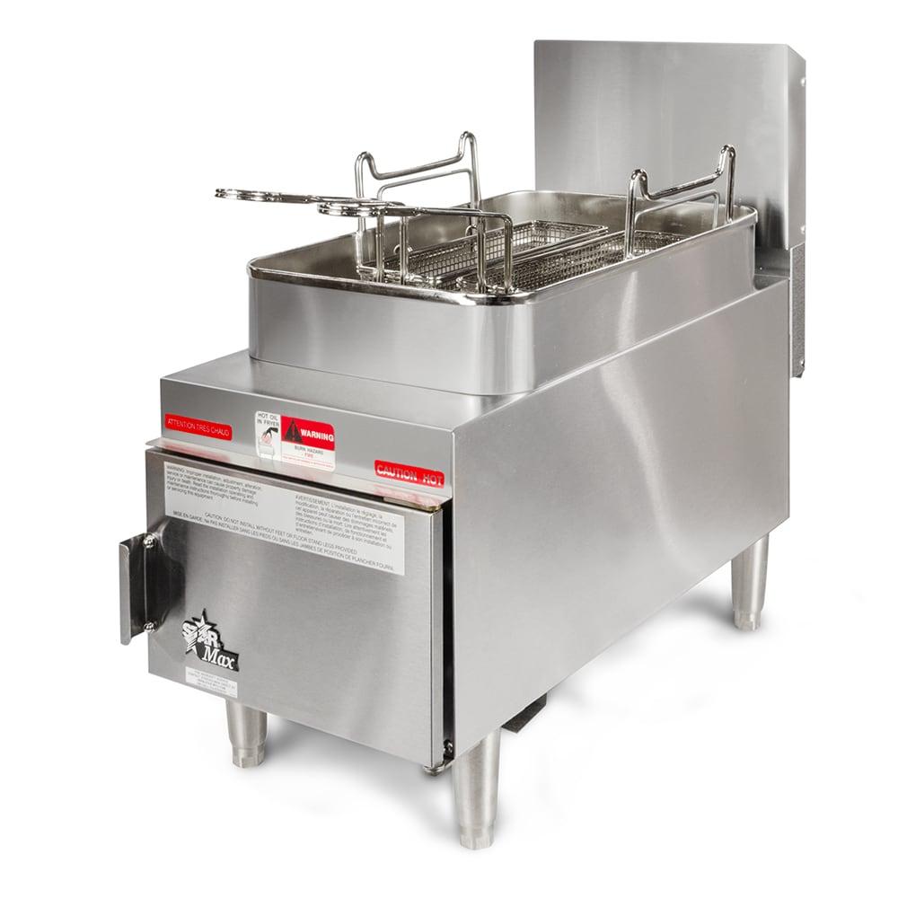 Star 615FF Countertop Gas Fryer - (1) 15-lb Vat, NG