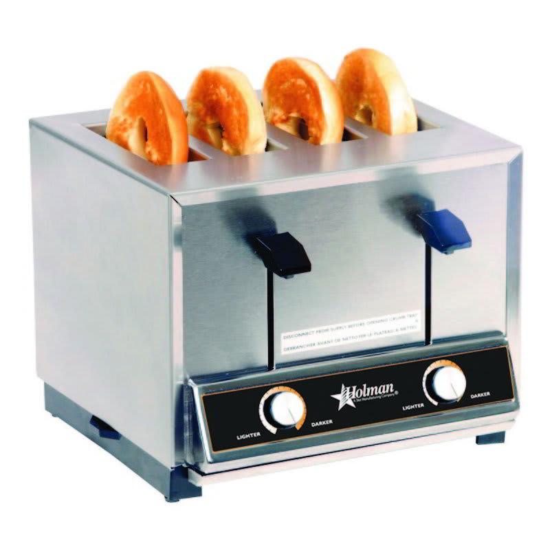 Star BT4120 Toaster, Pop-Up, 4-slot,  Timer, Ceramic Elements, 120 V