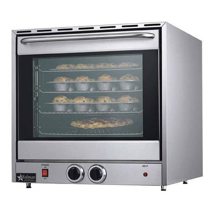 Star CCOF-4 Full-Size Countertop Convection Oven, 208-240v/1ph