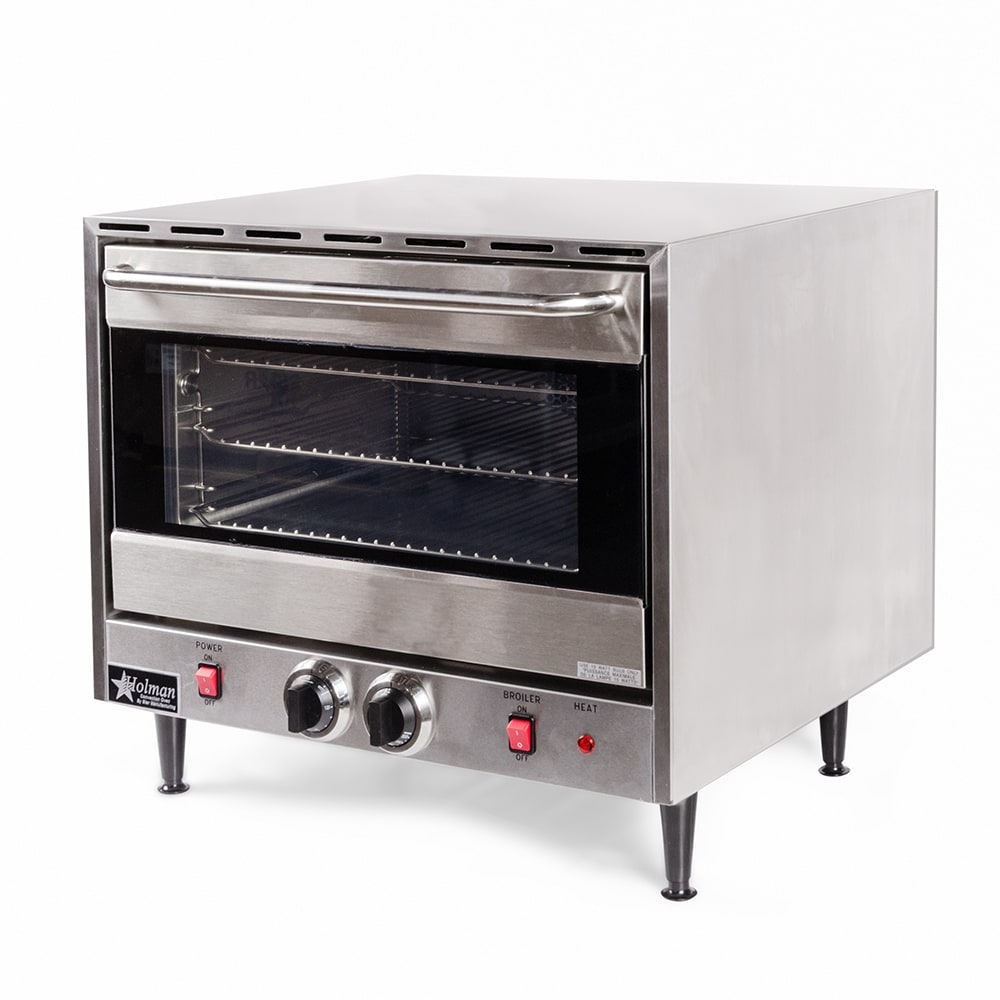 Star CCOH-3 Half-Size Countertop Convection Oven, 120v