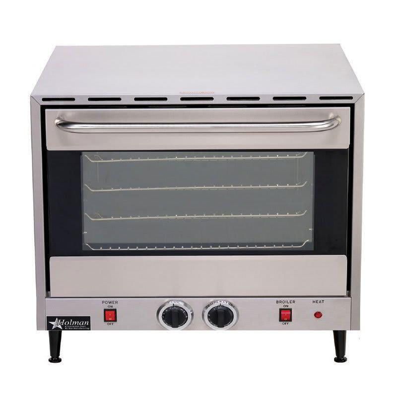 Star CCOH-4 Half Size Countertop Convection Oven, 208-240v/1ph
