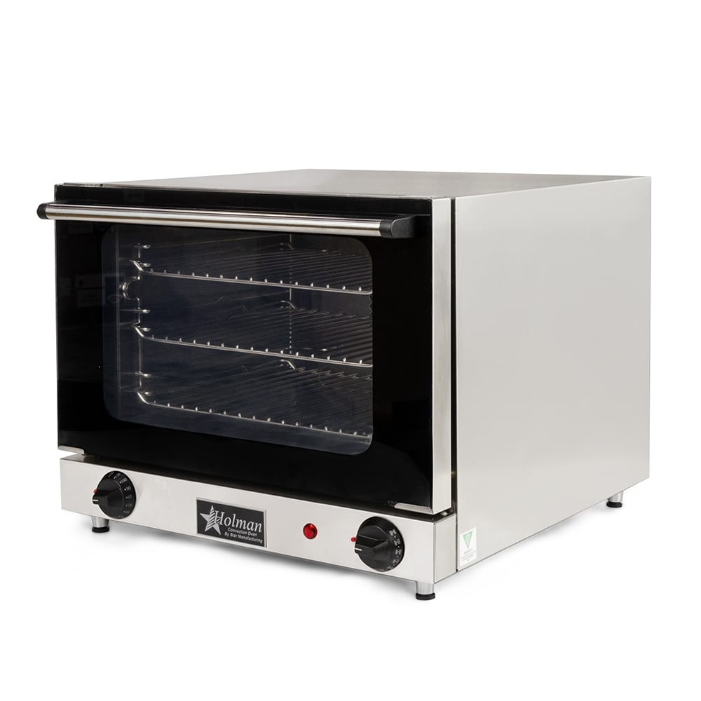 Star CCOQ-3 Quarter-Size Countertop Convection Oven, 120v