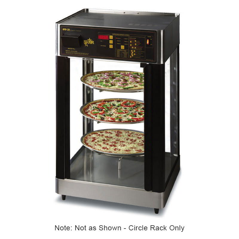 Star CR2 Circle Rack Only For Star HFD2 Series Humidified Cabinet