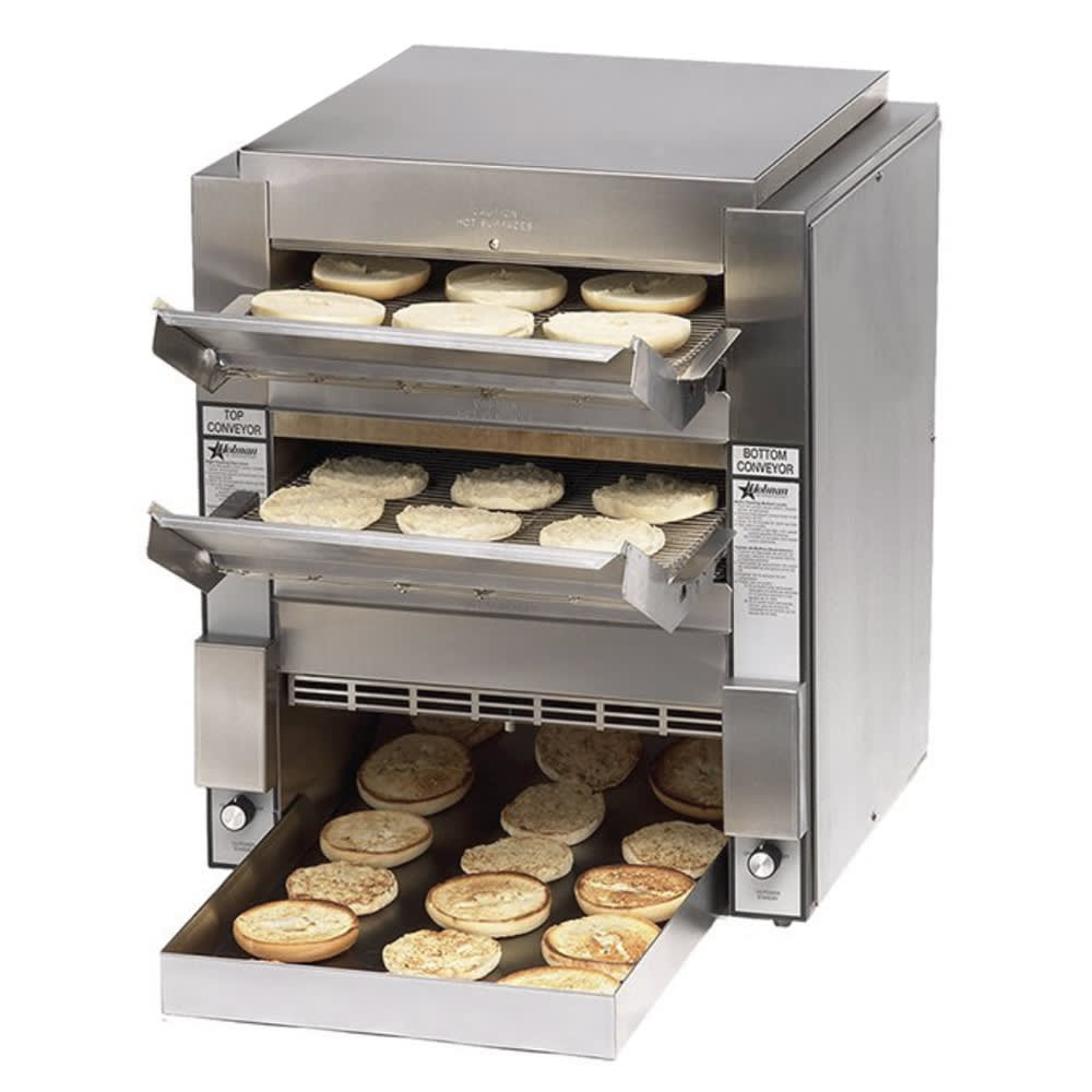 "Star DT14 Conveyor Toaster - 1000-Slices/hr w/ 14""W Belt, 208v/1ph"