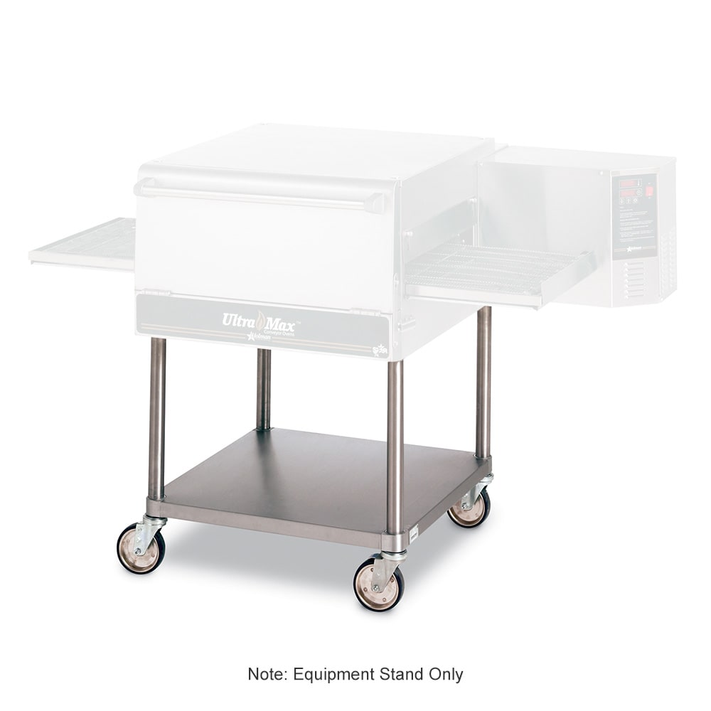 Star ES-UM1854 Equipment Stand, For Single/Double Stack Conveyor Gas Oven for UM1854