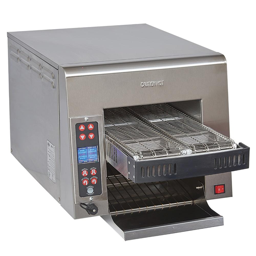 "Star IRCS4-SB Conveyor Toaster - 1200 Slices/hr w/ 2"" Opening, 208v/1ph"