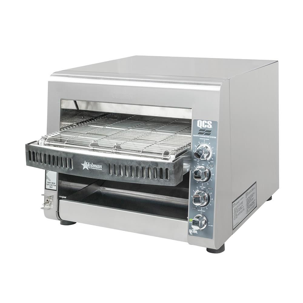"Star QCS3-1400BH Conveyor Toaster - 1400-Slices/hr w/ 14""W Belt, 208v/1ph"