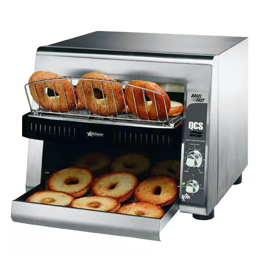 "Star QCS3-1600B Conveyor Toaster - 1600-Slices/hr w/ 14""W Belt, 208v/1ph"
