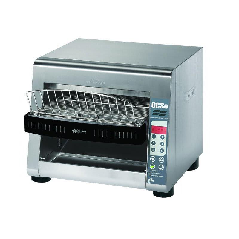 Star QCSE3-1000 Conveyor Toaster, Electronic Controls, 1000 Slices/Hr, 208v