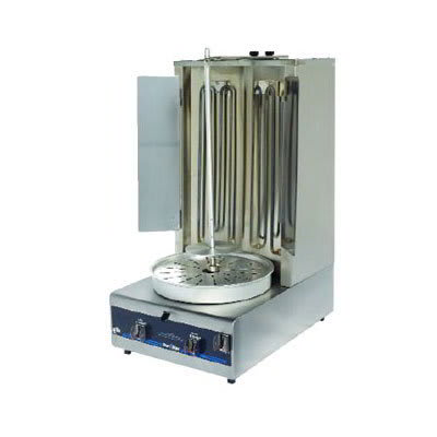 Star VBE30 Vertical Broiler w/ Infrared Burner & 45-lb Capacity, 208v/1ph