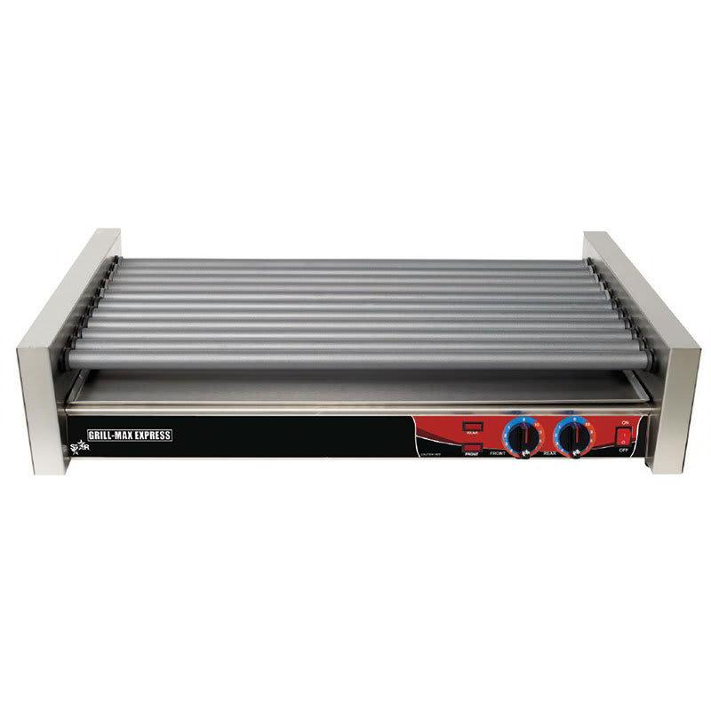Star X50F 50 Hot Dog Roller Grill - Flat Top, 120v