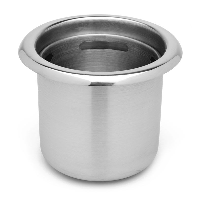 T&S 006678-45 Dipperwell Bowl, Stainless Steel