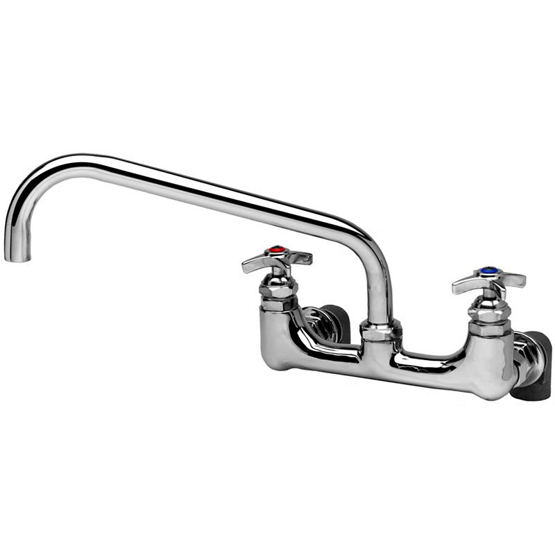 "T&S B-0290 Big Flo Kettle & Pot Sink Faucet w/ 12"" Swing Nozzle"