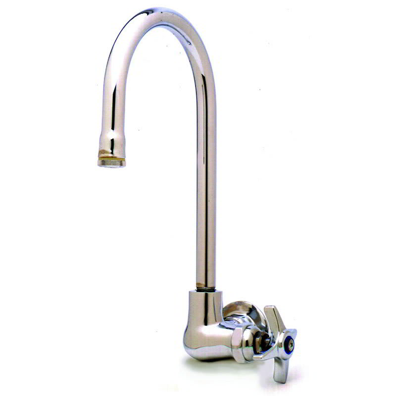 "T&S B-0310 Single Pantry Faucet, Deck Mounted, 10-3/4""H"