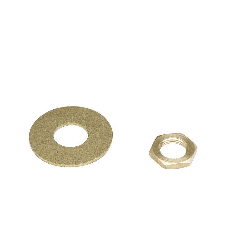 T&S B-0428 Supply Nipple Unit, 3/8 x 2 1/3