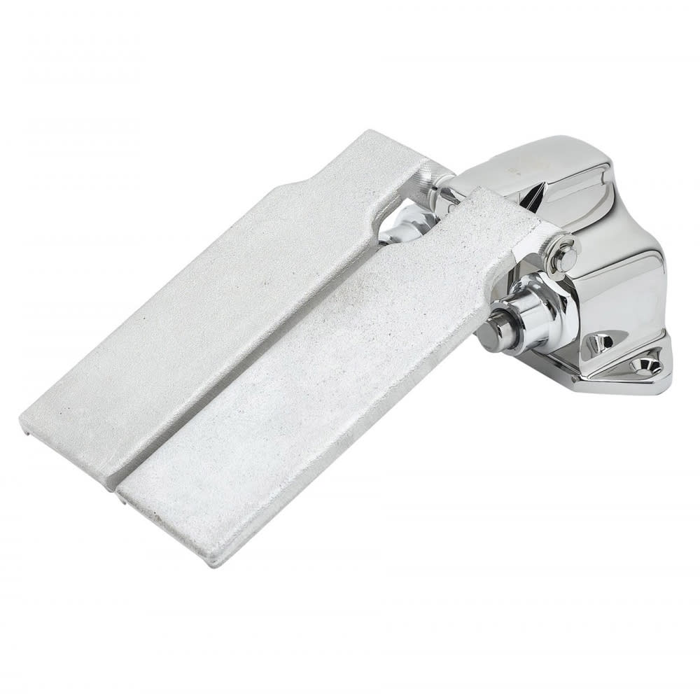 Commercial Stainless Steel Dual Knee Pedal Control for Sink Faucet