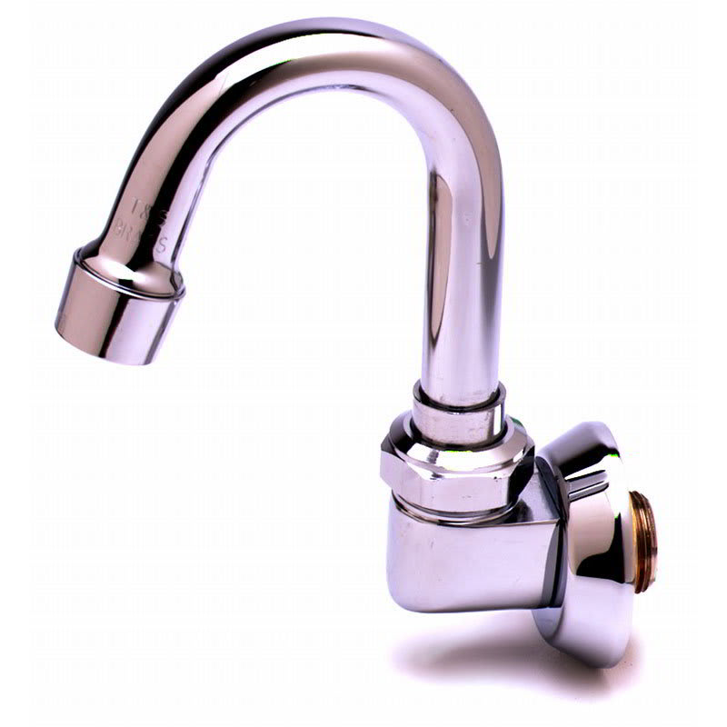 "T&S B-0529 Swivel Goose Neck Spout w/ 2 1/4"" Clearance"
