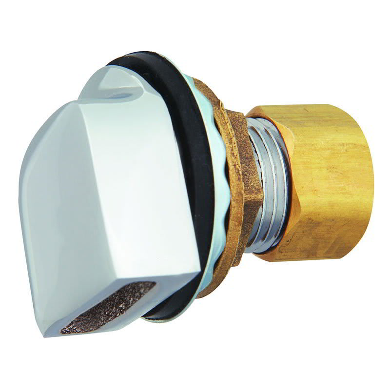 T&S B-2292 Water Inlet Fitting w/ Removable 2.2 Gallons/Minute Aerator