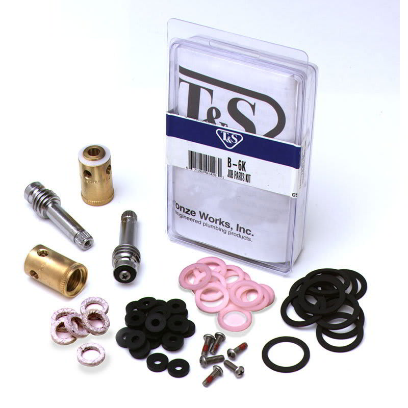 T&S B-6K Eterna Spindle Parts Kit