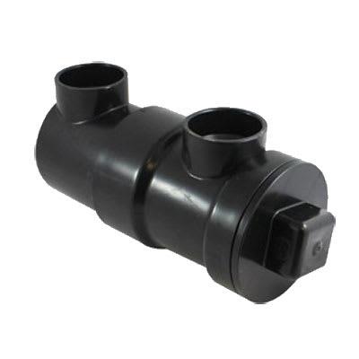Canplas 393243A Endura InLine Drain Strainer, ABS Material