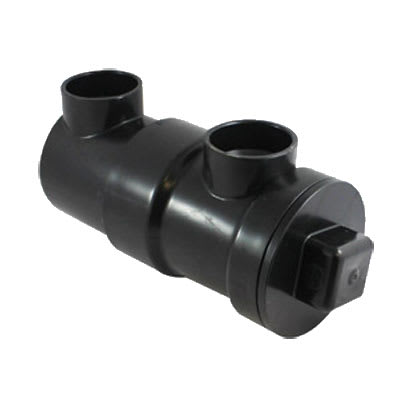 Canplas 393243AW Endura InLine Drain Strainer, PVC Material