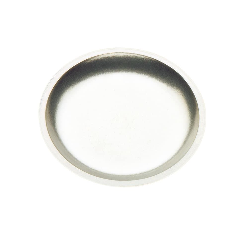 "Tomlinson 1006363 Round Dinner Platter, 10-1/4"" Diameter, Burnished Finish"