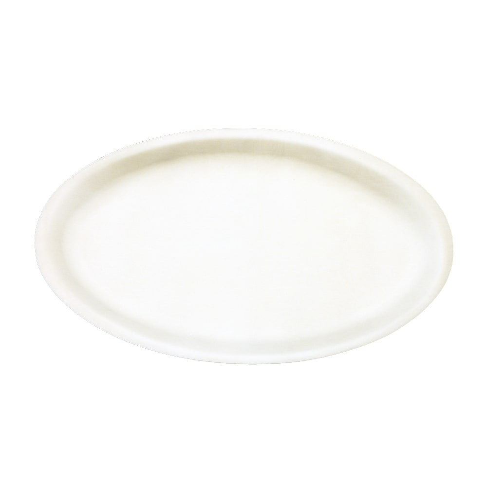 Tomlinson 1006375 Modern Oval Dinner Platter, Cast Aluminum w/ Burnished Finish