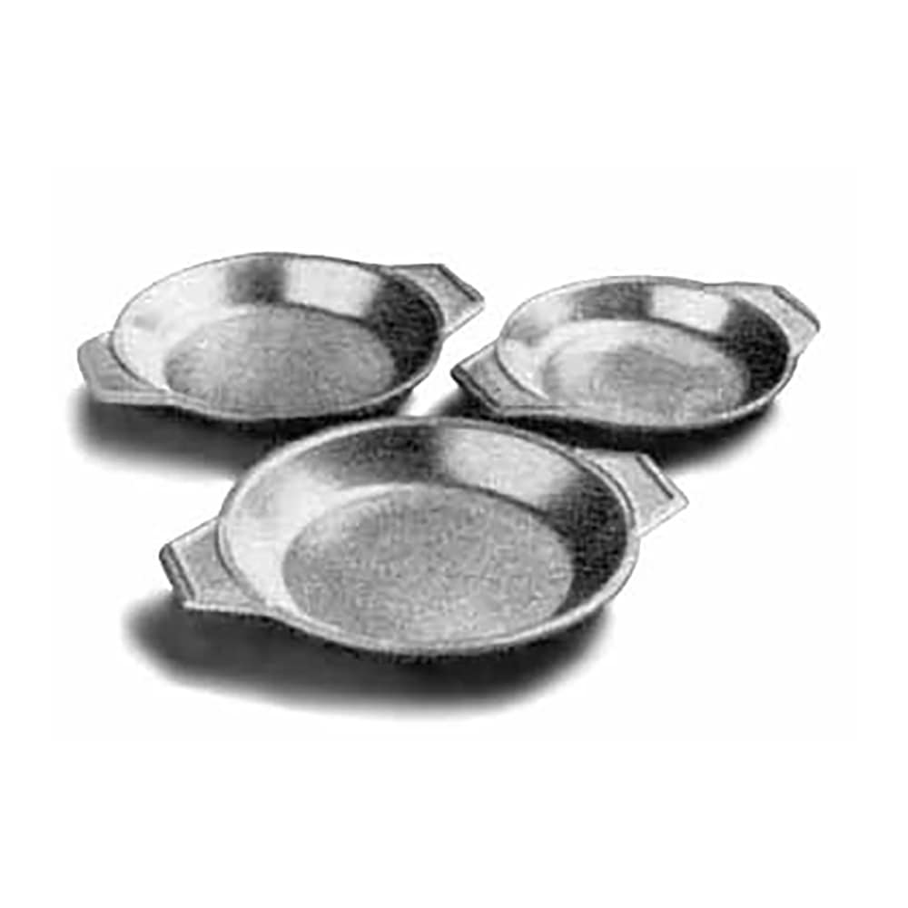 Tomlinson 1006409 Round Casserole Dish, 16-oz, Burnished Finish