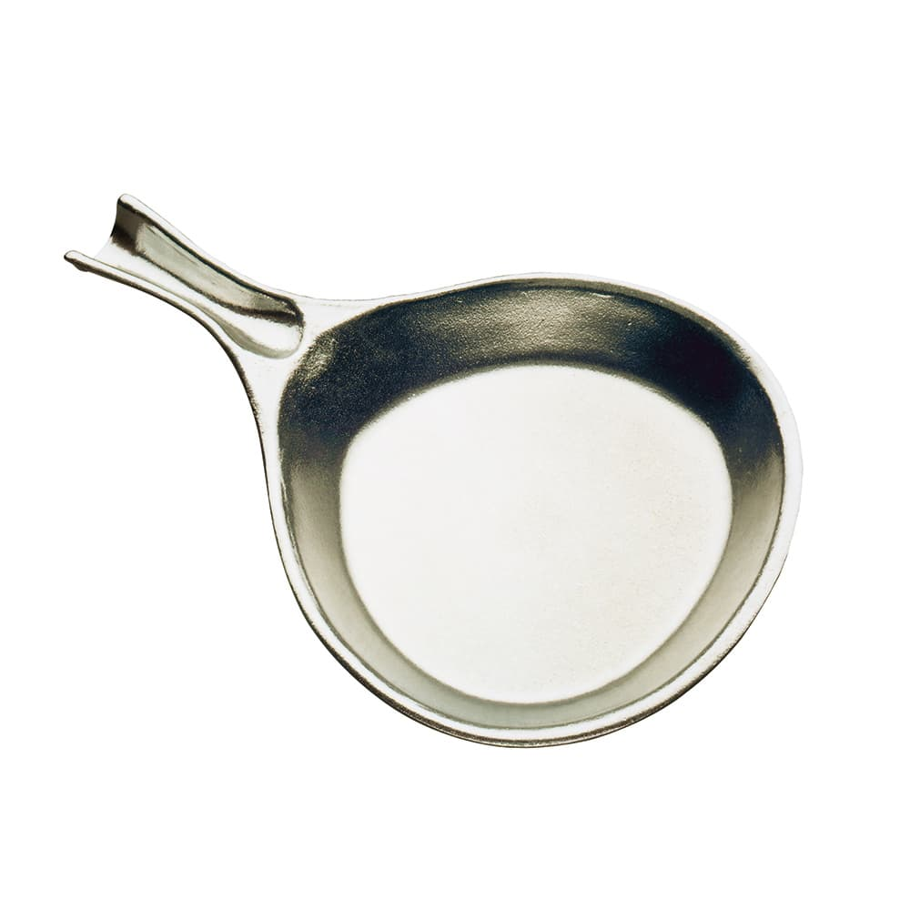 Tomlinson 1006412 Skillet, 8-oz, Burnished Finish