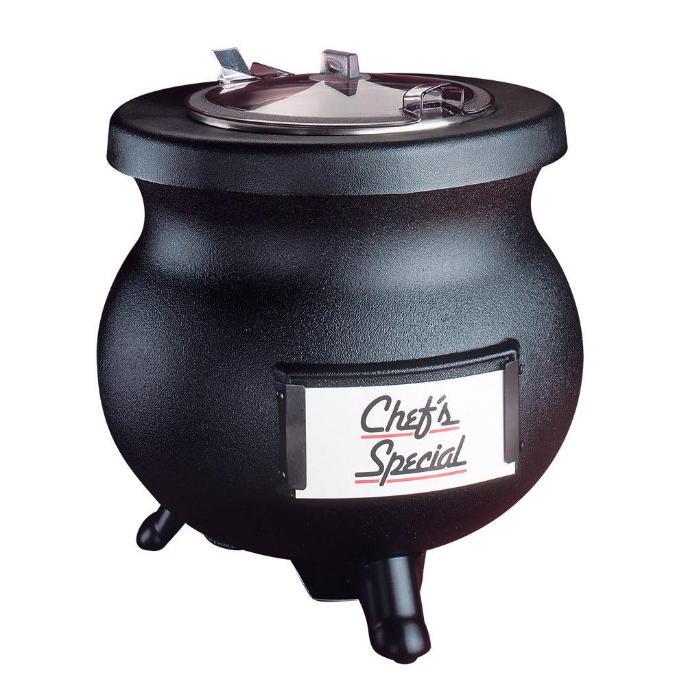 Tomlinson 1006856 12-qt Countertop Soup Warmer w/ Thermostatic Controls, 120v