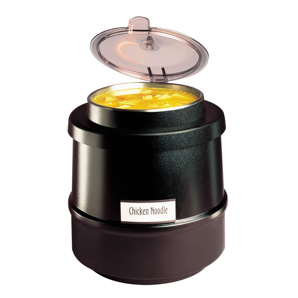 Tomlinson 1014759 12 qt Countertop Soup Warmer w/ Thermostatic Controls, 120v