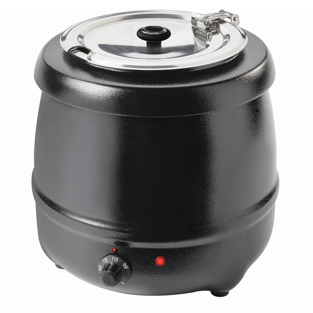 Tomlinson 1021805 Glenray 400 Watt Warmer - Adjustable Temp Control, Black