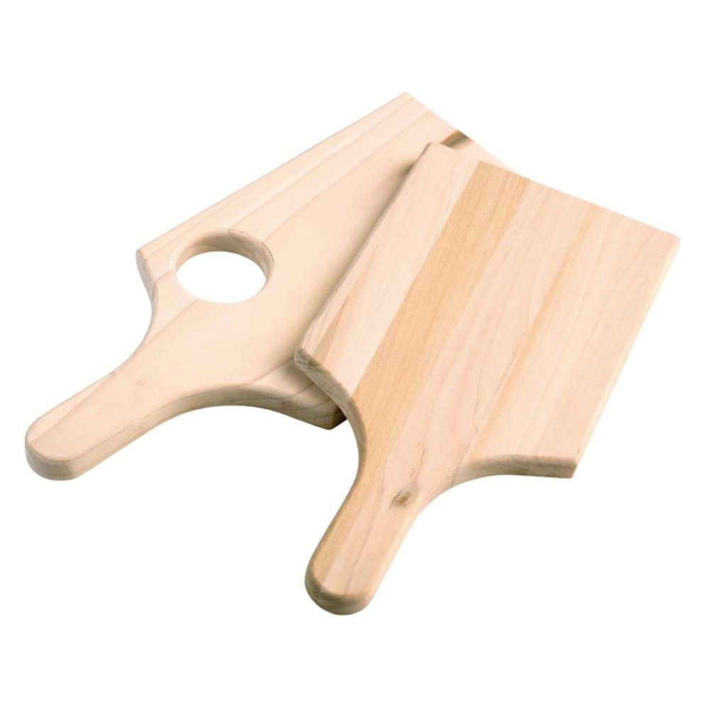 "Tomlinson 1030213 Heat Resistant Bread Board, 6 x 12"", NSF"