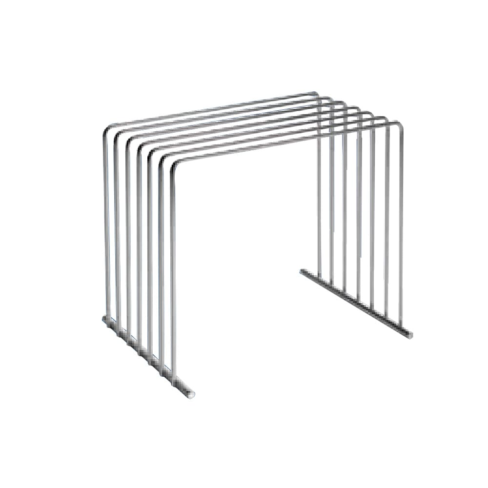 """Tomlinson 1031800 Stainless Cutting Board Rack, 10 x 8 x 9"""""""