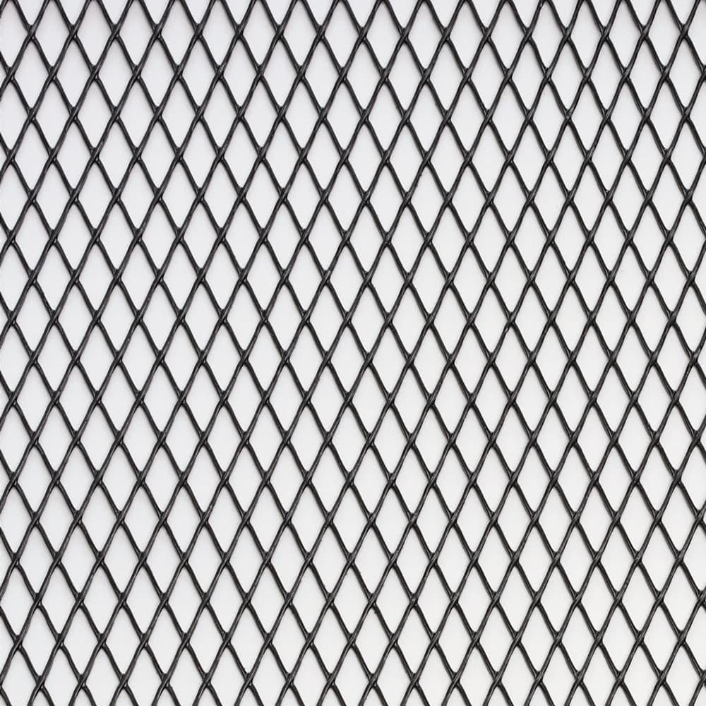 """Tomlinson 1035834 Bar Mate Shelf Liner, 24 x 480"""", Black"""