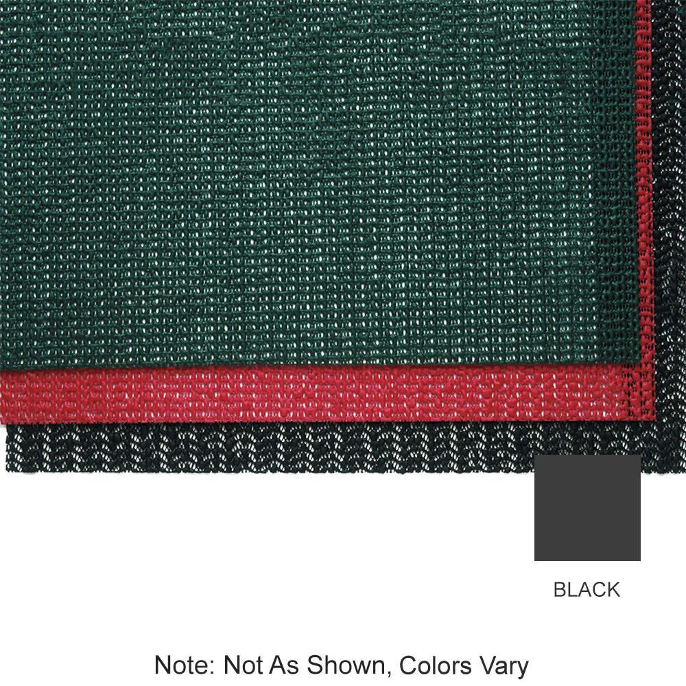 """Tomlinson 1035933 Grip Net Case Liner, 36 x 720"""", Black"""