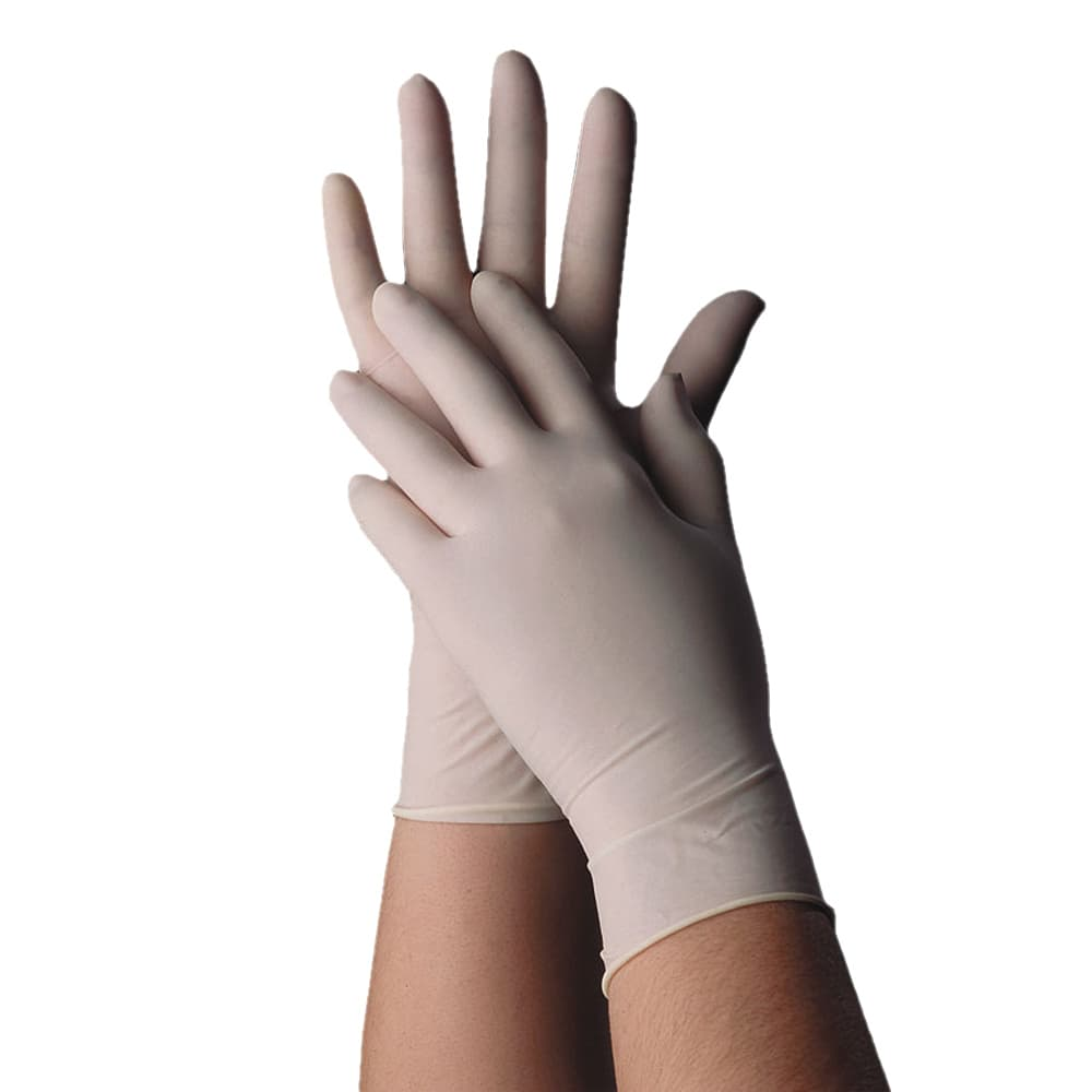 Tomlinson 1036368 Powder Free Disposable Food Service Glove, Non-Latex, X-Large